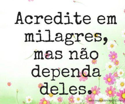 Acredite!