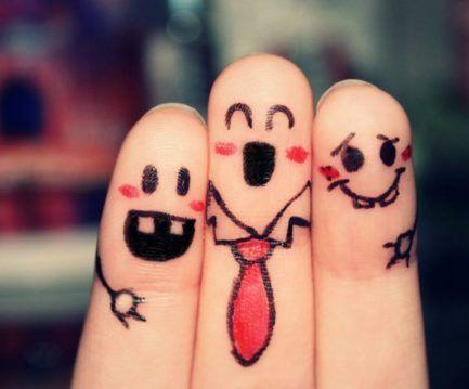 Amigos verdadeiros...