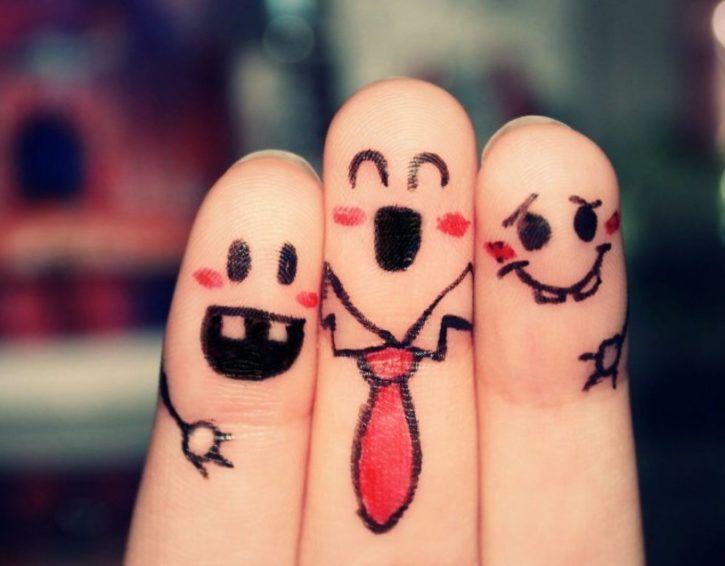 Amigos verdadeiros…