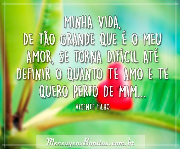 O amor se fez eterno…