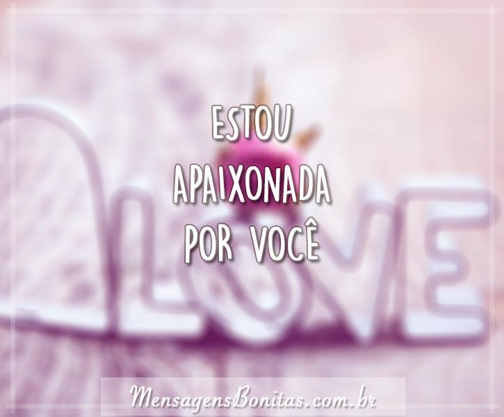 Apaixonada por você