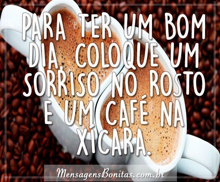 Bom dia com Café